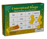 Conceptual Maths Media Conceptual Bingo: Whole Numbers - CLICK FOR MORE INFORMATION