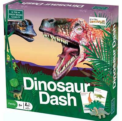Dinosaur Dash Board Game - CLICK FOR MORE INFORMATION