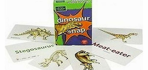 Dinosaur Snap - CLICK FOR MORE INFORMATION