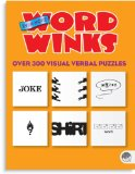 Even More Word Winks Visual Verbal Puzzle Book - CLICK FOR MORE INFORMATION