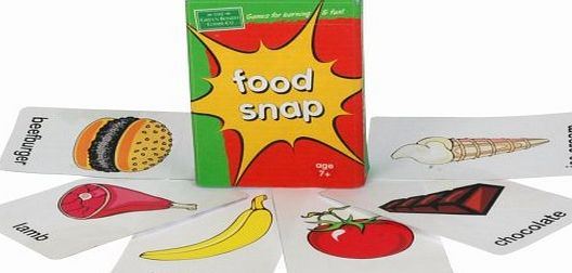 Food Snap - CLICK FOR MORE INFORMATION