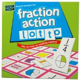 Fraction Action Lotto - CLICK FOR MORE INFORMATION