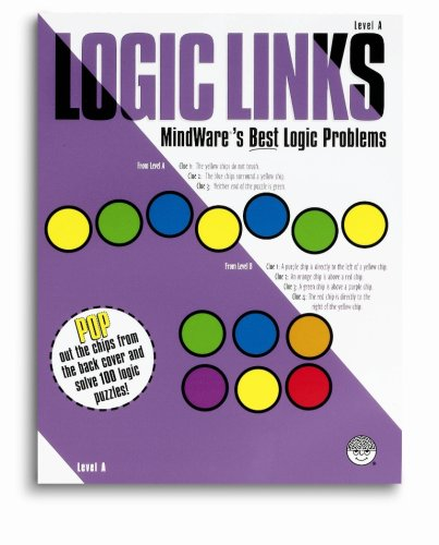 Logic Links Books Level A - CLICK FOR MORE INFORMATION