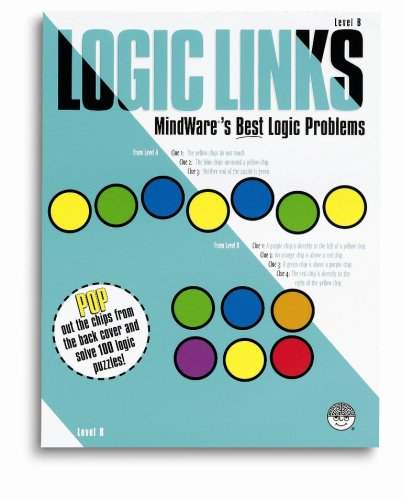 Logic Links Books Level B - CLICK FOR MORE INFORMATION