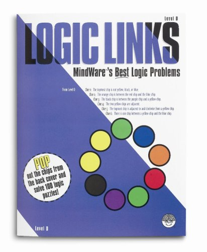 Logic Links Books Level D - CLICK FOR MORE INFORMATION