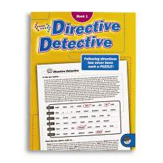 Mindware - Directive Detective Book One - CLICK FOR MORE INFORMATION