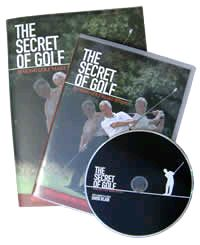 DAVID BLAIR - THE SECRET OF GOLF DVD AND HANDBOOK