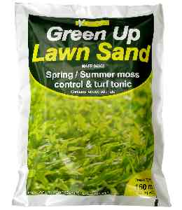 green up lawn sand review compare prices buy online. Black Bedroom Furniture Sets. Home Design Ideas