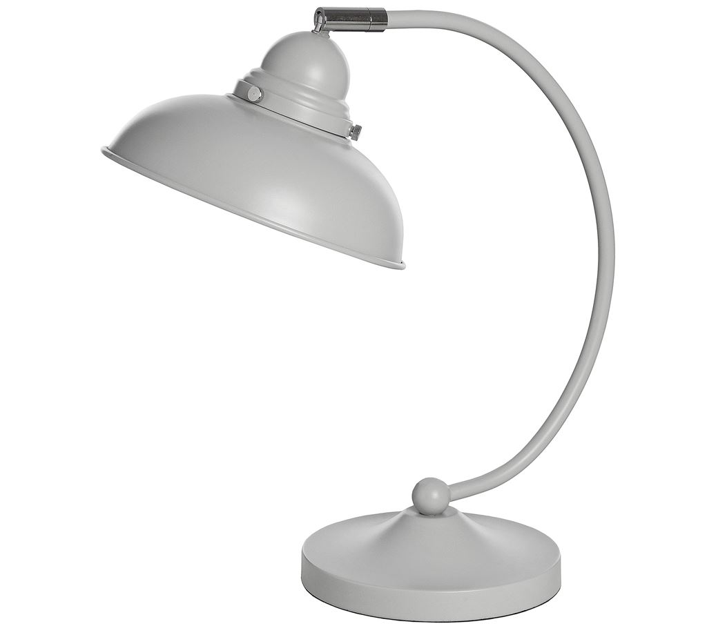Grey Curved Desk Lamp Review Compare Prices Buy Online