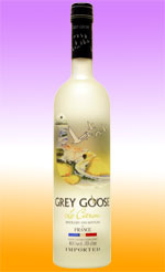 GREY GOOSE Le Citron (Lemon) 70cl Bottle product image