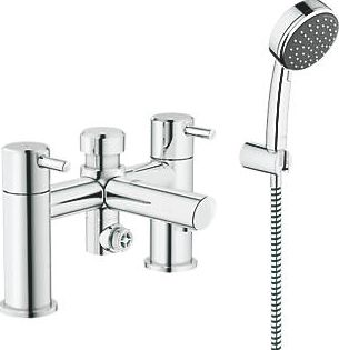 Grohe, 1228[^]9873G Feel Deck-Mounted Bath/Shower Mixer Tap
