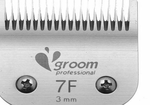 Groom Professional 7F Blade, 3 mm