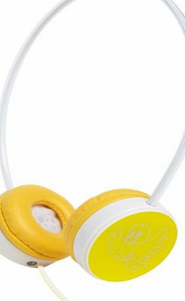 Groov-e GVMF01YW My First Headphones for Children with Volume Limiter - Yellow Chick