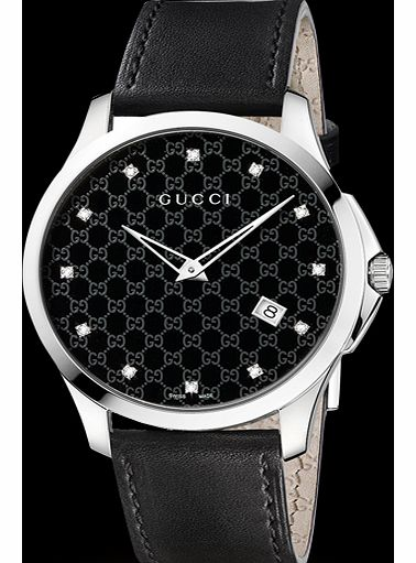 22c20c19db6 Gucci YA126305 Timeless Mens Watch YA126305 - review
