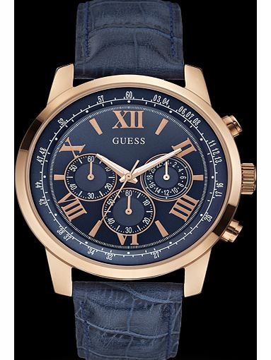 guess watches reviews horizon mens watch w0380g5
