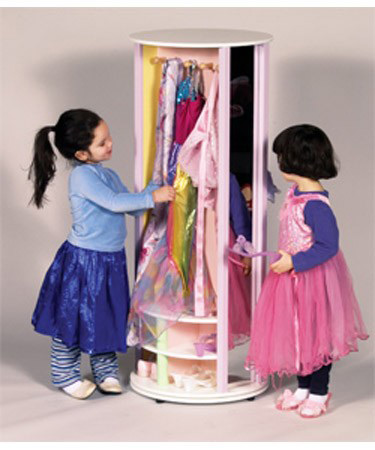 Guidecraft Dress Up Carousel product image