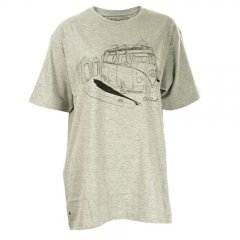 Gul Surf Company Mens Gul Surf Company Camper T-shirt Light Grey product image