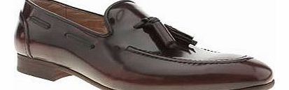 Mens H By Hudson Black Rene Derby Shoes