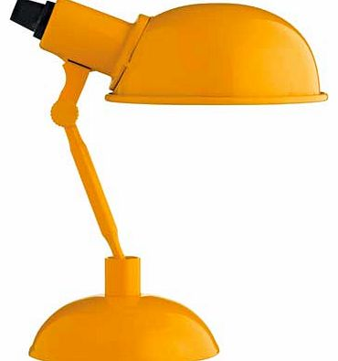 Tommy Desk Lamp - Yellow