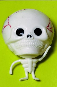 Favours : Skeleton Splat Ball
