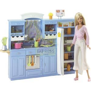 Barbie Kitchen