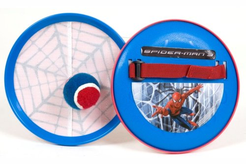 Halsall Spiderman Catch Set
