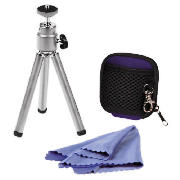 Accessories Set for Digital Cameras, 3 pieces