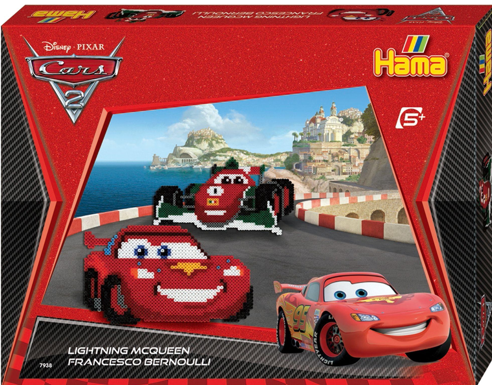 Cars Lightning Mcqueen Ultimate Race Set 9485 Disney 2 Box