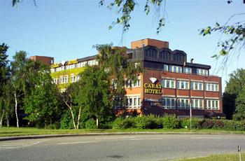 Hamburg Carat Hotel