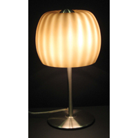 HAMBURG TL - Satin Chrome Table Lamp