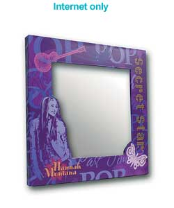 Hannah Montana Mirror