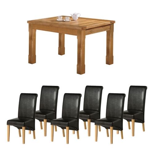 Dining Room Sets Hanover Oak Furniture Hanover Oak Dining Set Sideboard 909 724