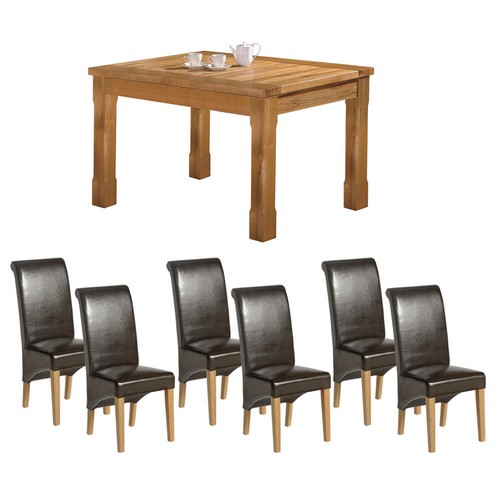 leather dining chair your price furniture set of 4 faux