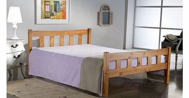 Small Double Wooden Beds
