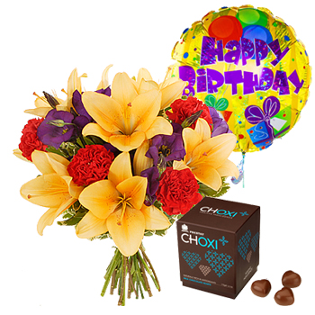Happy Birthday Flowers And Flower Delivery