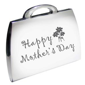 Happy Mothers Day Handbag Compact