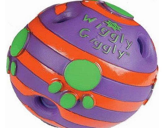 Happy Pet Wiggly Giggly Jack Dog Toy