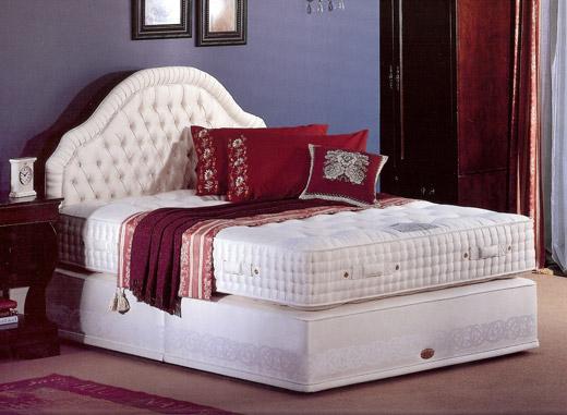 Harrison mattress for Double divan set