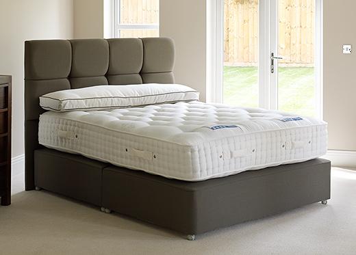 Harrisons double beds for Double divan set