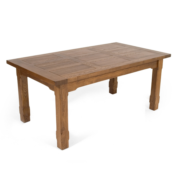 Hartford Rustic Dining Table 59 1500mm Review Compare Prices Buy Online