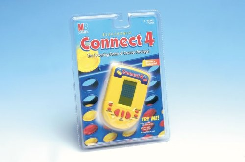 Hasbro Handheld Electronic Connect 4 product image