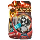 Hasbro Iron Man Movie Action Figure Satellite Armor Iron Man product image