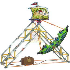 Build Model Swinging Boat Ride