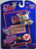 Littlest Pet Shop My Collector Journal Asst Corgi Dog