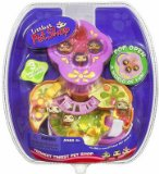 Littlest Pet Shop Teeniest Tiniest Monkey Playground
