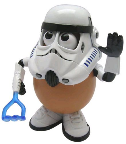 Hasbro Mr Potato Head - Spud Trooper product image