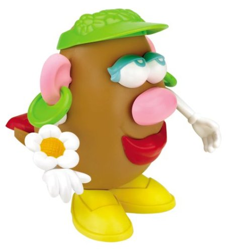 Mrs Potato Head, Hasbro toy / game - CLICK FOR MORE INFORMATION
