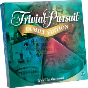 Celebrity trivial pursuit