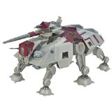 Hasbro Star Wars Clone Wars AT-TE (All Terrain Tactical Enforcer) Vehicle product image