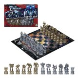 Hasbro Transformers - Silver And Gold Pewter Chess Set product image